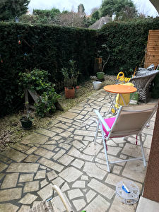 TEXT_PHOTO 5 - Bel appartement avec terrasse